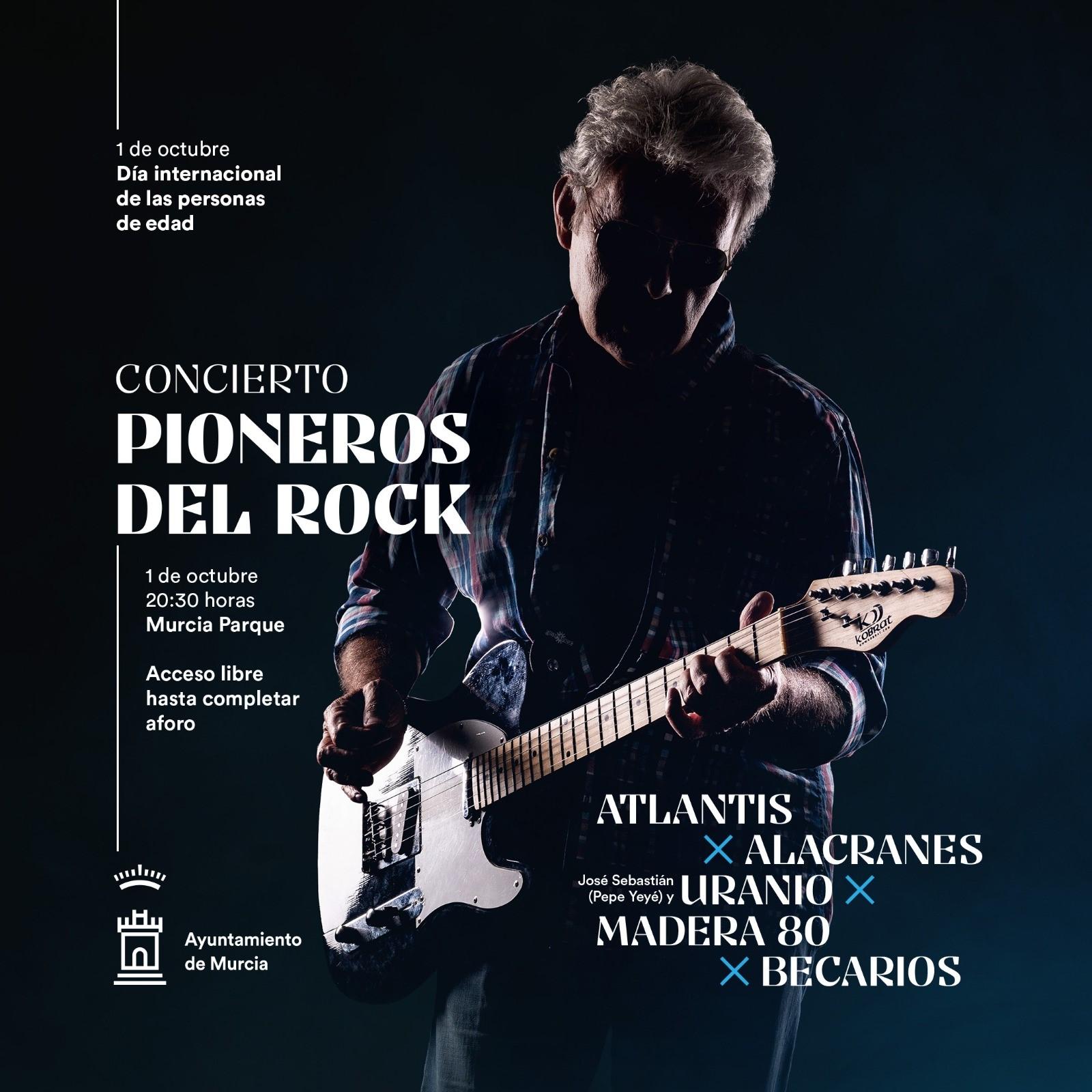 cartel-concierto-los-pioneros-del-rock