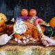 decorar-chimenea-en-halloween