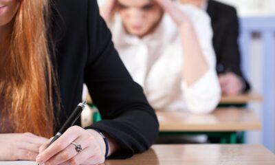 writing-an-exam-at-university